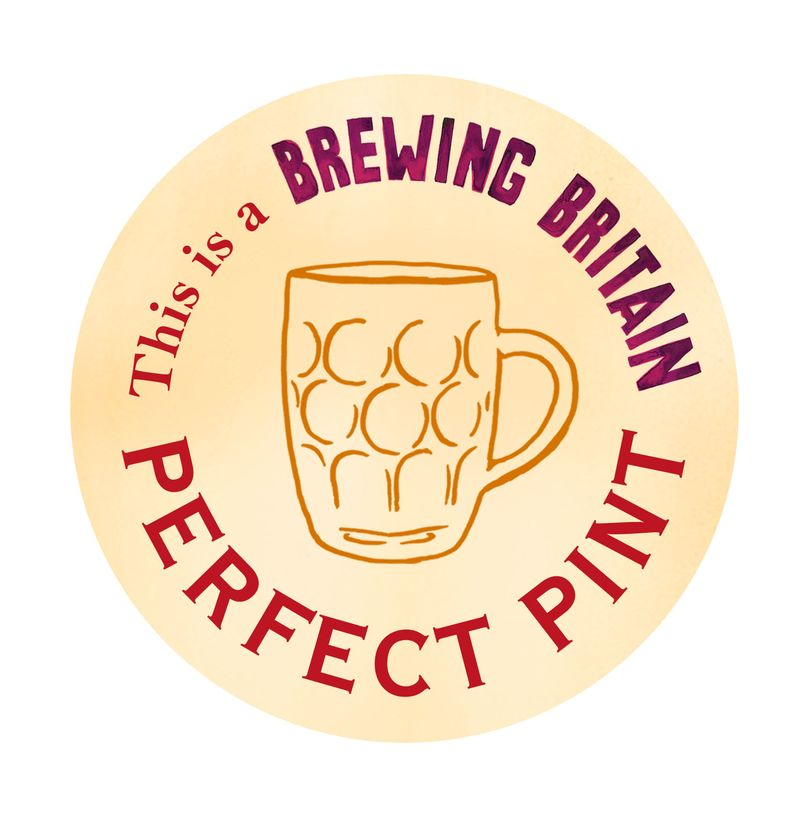 Brewing Britain roundel
